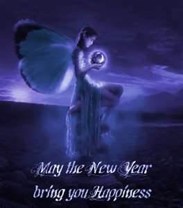 New year fairy