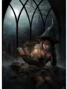 confessing witch