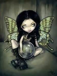 psychic fairy