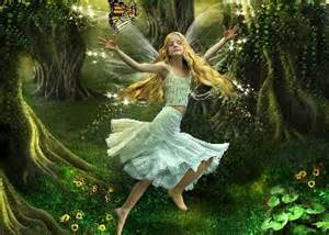 happy fairy